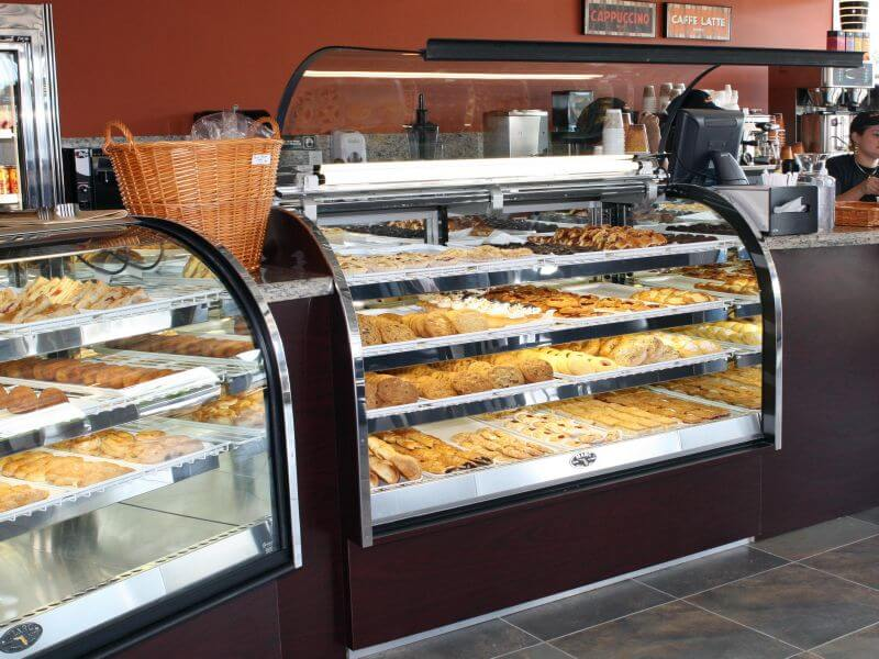 Deli Display Merchandiser, Bakery Cases - Marc Refrigeration